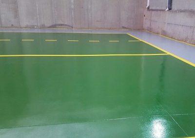 Composol verde brillo