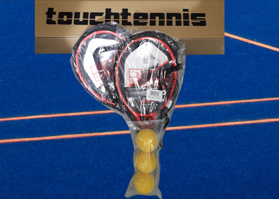 kit caja touchtennis
