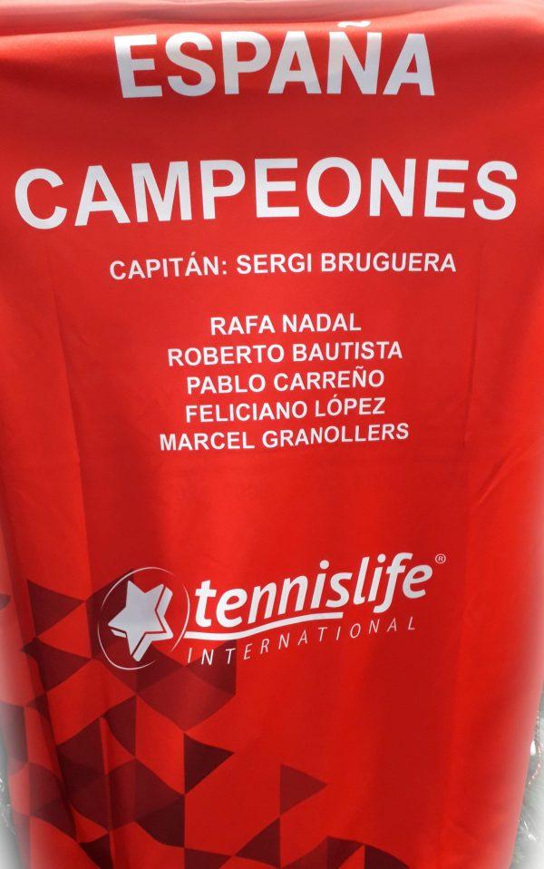 camiseta Copa Davis
